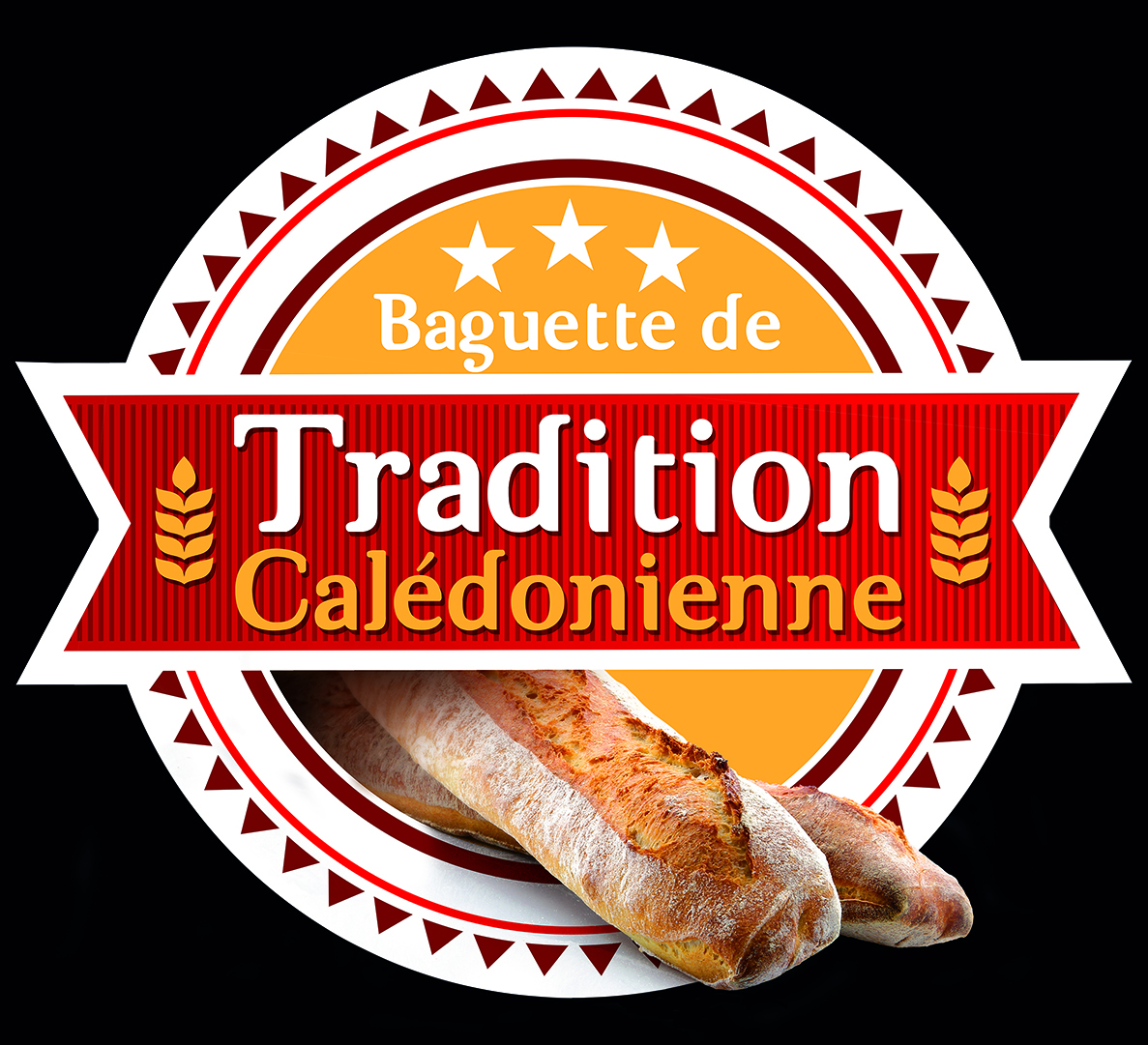 Logo Tradition Calédonienne